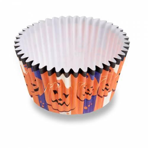 50 Caissettes à Cupcakes - Halloween