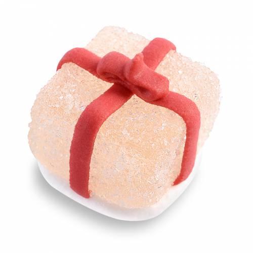 Cadeau - Gélatine/Sucre (2,5 cm)