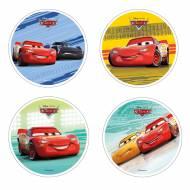 Disque Azyme Cars 21 cm