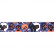 Ruban Halloween (4cm - 1m)