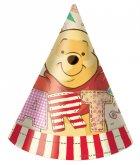 6 Chapeaux Winnie Party