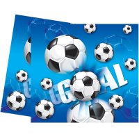 Contient : 1 x Nappe Goal Bleu