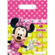 6 Pochettes Cadeaux Minnie Flowers