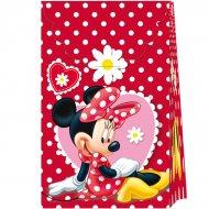 6 Pochettes Cadeaux Minnie Flowers (papier)