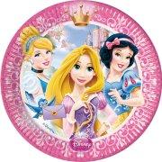 8 Assiettes Princesse Glamour