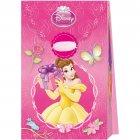 6 Pochettes Papier Princesse Glamour