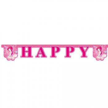 Guirlande lettres Happy Birthday Tendre Fée
