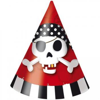 6 Chapeaux Pirate Terreur