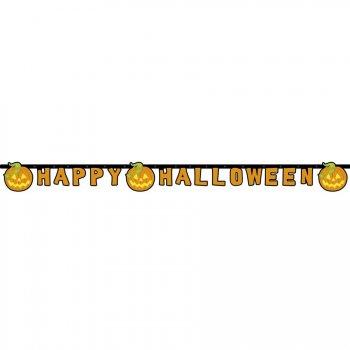 Guirlande lettres New Happy Halloween