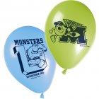8 Ballons Monstres Academy