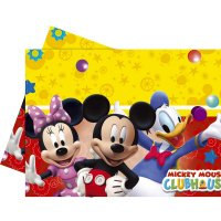 Contient : 1 x Nappe Mickey Party