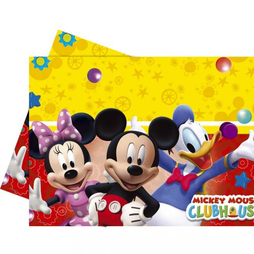 Nappe Mickey Party