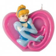Bougie Princesse Disney 9 ans