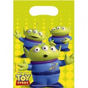6 Pochettes cadeaux Toy Story Star Power