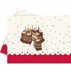 Nappe Birthday Cake