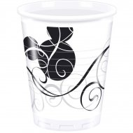 25 Gobelets Mickey Black & white
