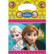 6 Pochettes Cadeaux La Reine des Neiges