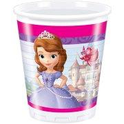 8 Gobelets Princesse Sofia