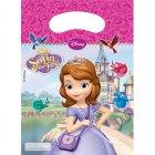 6 Pochettes � cadeaux Princesse Sofia