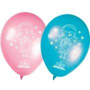 8 Ballons Dr La Peluche