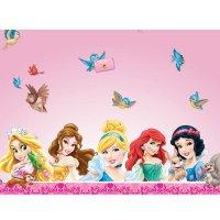 Contient : 1 x Nappe Princesses & Cie