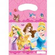 6 Pochettes � cadeaux Princesses & Cie