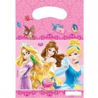 Contient : 1 x 6 Pochettes à cadeaux Princesses & Cie