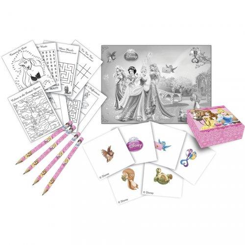 Set Activités Princesses & Cie