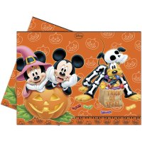 Contient : 1 x Nappe Mickey et Minnie Halloween