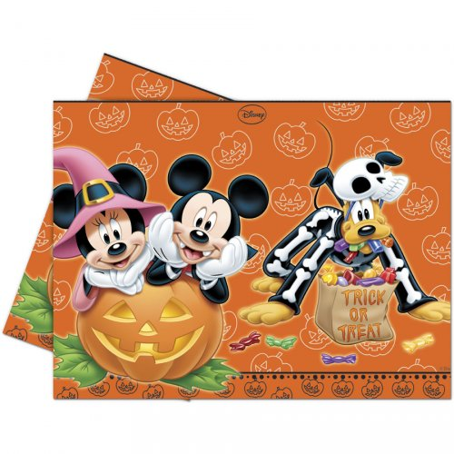 Nappe Mickey et Minnie Halloween