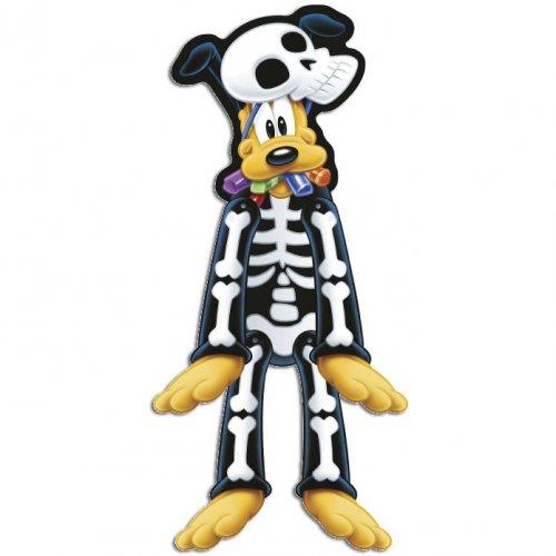 Décoration Squelette Mickey et Minnie Halloween