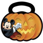 6 Pochettes cadeaux Mickey et Minnie Halloween