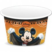 8 Pots à bonbons Mickey et Minnie Halloween