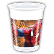 8 Gobelets Amazing Spiderman 2