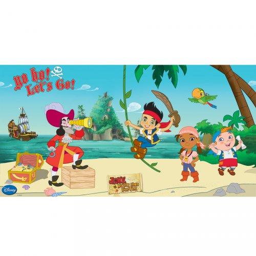 Affiche murale Jake le Pirate
