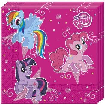 20 Serviettes My Little Pony 2