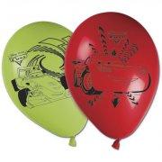 8 Ballons Cars Néon