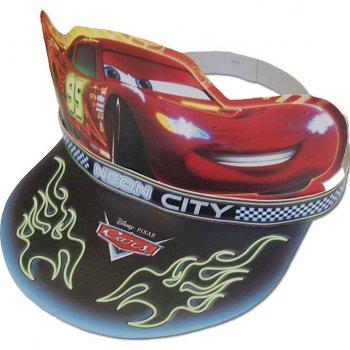 6 Chapeaux Cars Neon