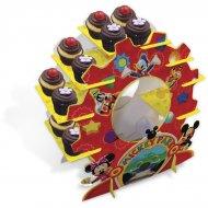 Présentoir à Cupcakes Grande Roue Mickey party