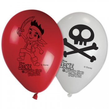 8 Ballons Jake le pirate 2