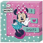 20 Serviettes Espiègle Minnie