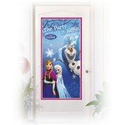 Affiche de Porte Reine des Neiges