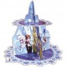 Présentoir Cupcake Reine des Neiges