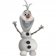 Grande Décoration Olaf