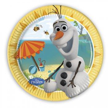 8 Petites Assiettes Olaf