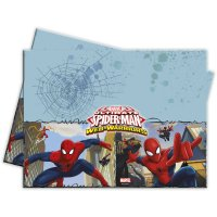 Contient : 1 x Nappe Spider-Man Web-Warriors