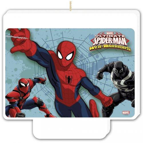 Bougie Spider-Man Web-Warriors
