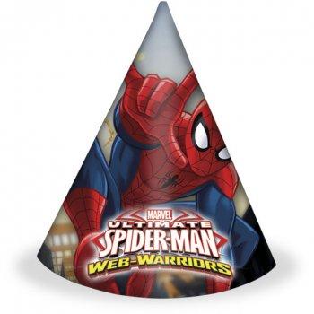 6 Chapeaux Spider-Man Web-Warriors