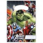 6 Pochettes � Cadeaux Avengers Rassemblement