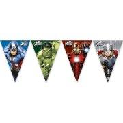 Guirlande Fanions Avengers Rassemblement